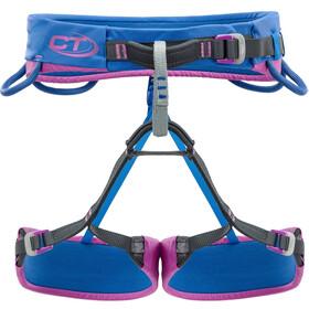 Climbing Technology Musa Climbing Harness M blue/purple